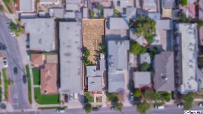 Glendale Single Family Home For Sale: 1126 Rosedale Avenue