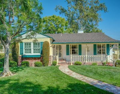 Glendale Single Family Home For Sale: 2328 Sylvan Lane