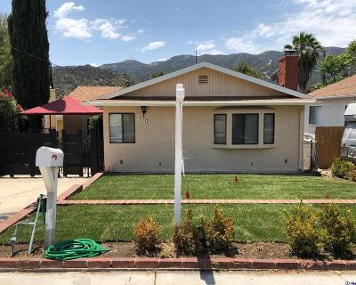 Glendale Single Family Home For Sale: 3038 Manhattan Avenue
