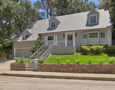 Glendale Single Family Home For Sale: 1450 Valane Drive