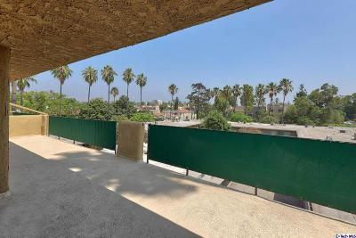 Pasadena Condo/Townhouse For Sale: 382 East California Boulevard #303