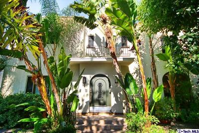 Single Family Home For Sale: 167 South Highland Avenue