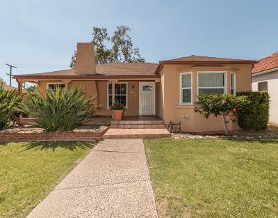 Glendale Single Family Home For Sale: 819 North Glendale Avenue