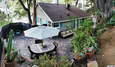 Glendale Single Family Home For Sale: 2618 East Chevy Chase Drive