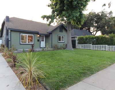 Pasadena Single Family Home For Sale: 1409 North El Molino Avenue