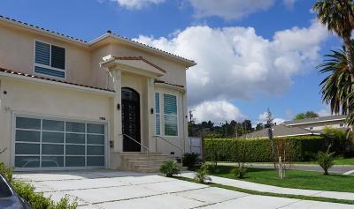Encino Rental For Rent: 17986 Valley Vista Boulevard