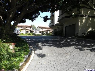 Los Angeles County Rental For Rent: 727 Fremont Villas #727