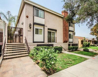 Glendale Condo/Townhouse For Sale: 620 West Doran Street #7