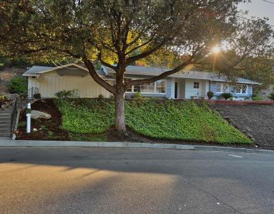 Glendale Single Family Home For Sale: 3640 Emanuel Drive