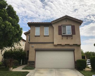 Valencia Single Family Home For Sale: 24181 Joshua Drive