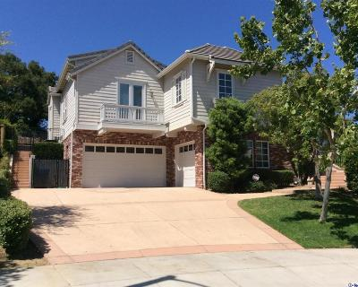 Westlake Village Single Family Home For Sale: 724 Coral Ridge Court
