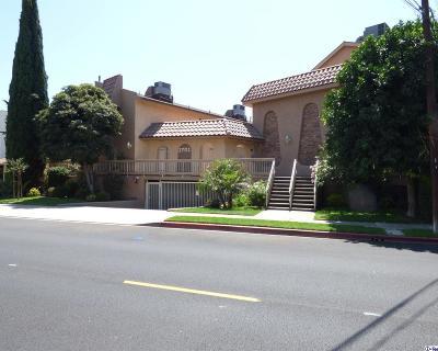 Burbank Condo/Townhouse For Sale: 1701 Scott Road #117