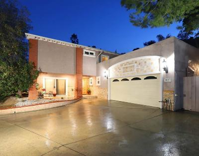 Glendale Single Family Home For Sale: 1523 Colina Drive