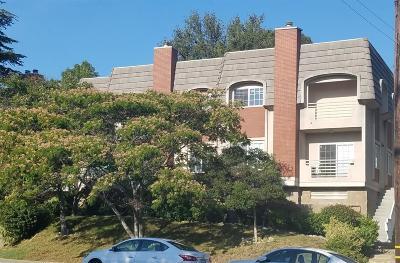 Glendale Condo/Townhouse For Sale: 1616 North Verdugo Road #104