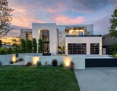 Studio City Single Family Home For Sale: 12661 Sarah Street