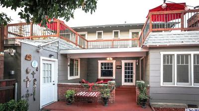 Burbank Single Family Home For Sale: 226 North Fairview Street