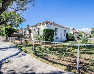 Burbank Single Family Home For Sale: 402 North Naomi Street