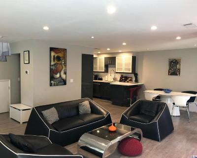 Studio City Condo/Townhouse For Sale: 11744 Moorpark Street
