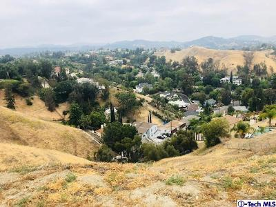 Woodland Hills Residential Lots & Land For Sale: 4933 Azucena Road