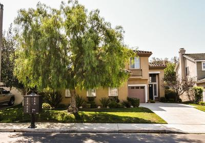 Moorpark Single Family Home For Sale: 14342 Mangrove Street