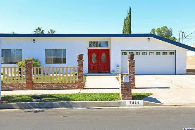 West Hills Single Family Home For Sale: 7461 Minstrel Avenue