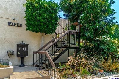 Burbank Condo/Townhouse For Sale: 4128 West Hood #C