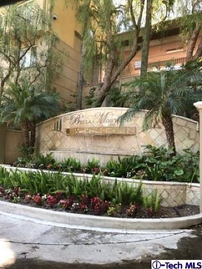 Woodland Hills Condo/Townhouse For Sale: 5240 Premiere Hills Circle #217