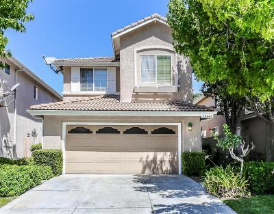 Stevenson Ranch Single Family Home For Sale: 25545 Burns Place