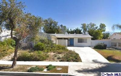 Woodland Hills Single Family Home For Sale: 6142 Manton Avenue