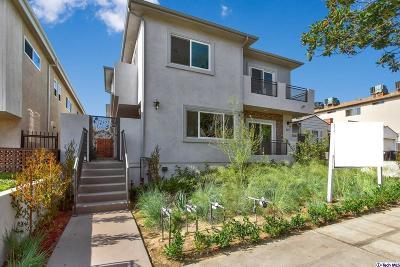 Burbank Condo/Townhouse For Sale: 523 East Cedar Avenue #103