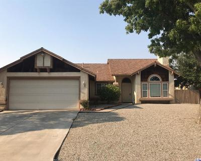 Palmdale Single Family Home For Sale: 4117 Saddleback Road