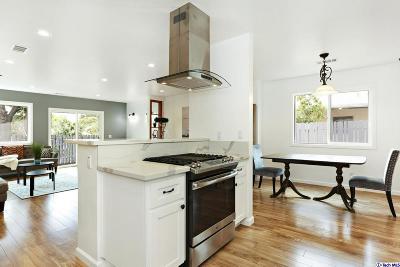 Los Angeles Single Family Home For Sale: 4678 Cassatt Street
