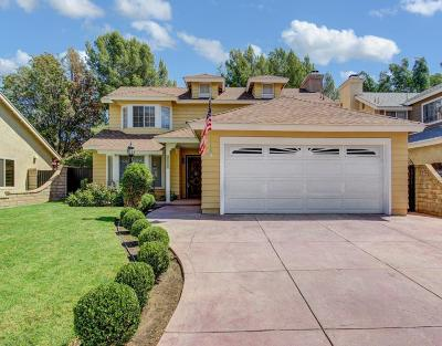 Castaic Single Family Home For Sale: 32152 Green Hill Drive