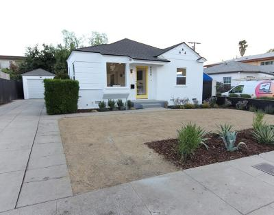 Los Angeles Single Family Home For Sale: 4408 Westdale Avenue
