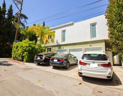 Hollywood Rental For Rent: 2312 North Gower Street