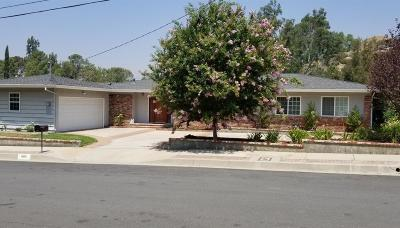 Shadow Hills Single Family Home For Sale: 9661 Sombra Valley Drive
