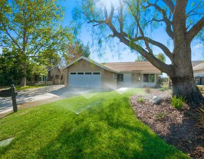 Valencia CA Single Family Home Sold: $550,000