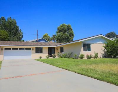 Canoga Park Single Family Home For Sale: 22229 Covello Street