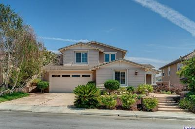 Simi Valley Single Family Home For Sale: 3444 Countrywalk Court