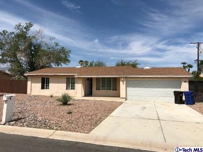 Palm Springs Single Family Home For Sale: 2800 East Ventura Road