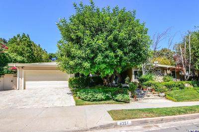 Tarzana CA Single Family Home Sold: $1,240,000