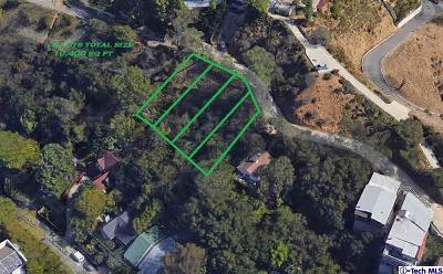 Hollywood Hills Residential Lots & Land For Sale: 9043 West Crescent Drive