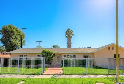 Northridge Single Family Home For Sale: 9712 Wilbur Avenue