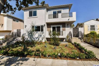 Burbank Condo/Townhouse For Sale: 523 East Cedar Avenue #101