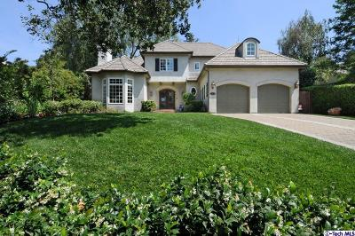 Los Angeles County Single Family Home For Sale: 1929 Lyans Drive