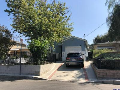 Sunland Single Family Home For Sale: 10724 Mather Avenue