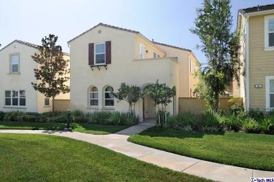 Los Angeles County Single Family Home For Sale: 933 North Woodbine Way