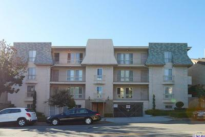 Burbank Condo/Townhouse For Sale: 617 East Angeleno Avenue #202