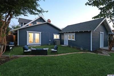 Pasadena Single Family Home For Sale: 1963 Casagrande Street