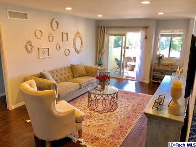 Pasadena Condo/Townhouse For Sale: 125 South Sierra Madre Boulevard #310